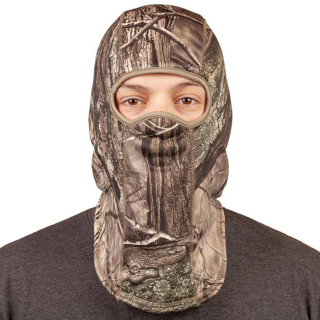 Hidd'n® Hunting Balaclava - Full face coverage.