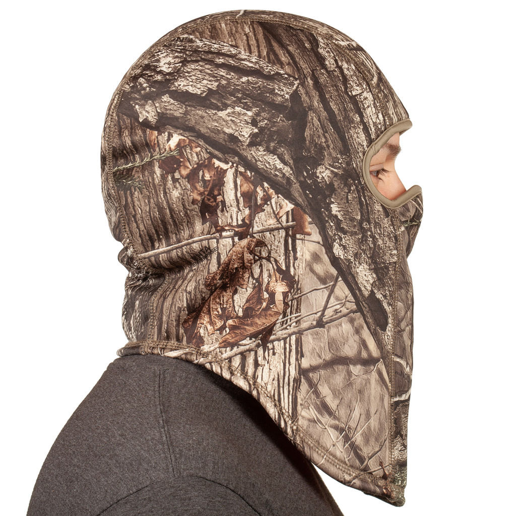 Water Resistant Hunting Balaclava - Hidd'n® pattern enables you to blend in.