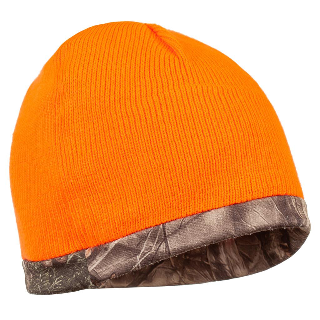 Hidd'n® pattern Balaclava - Fully lined with blaze acrylic knit.