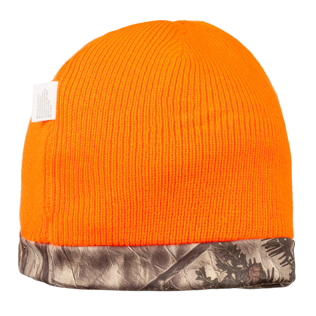 Midweight Hunting Hat - DWR finish to shed light moisture and snow.