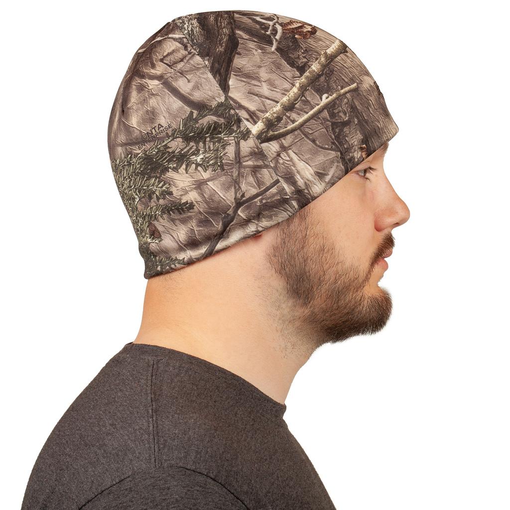 Men's Balaclava - Hidd'n® print to blend into surroundings.