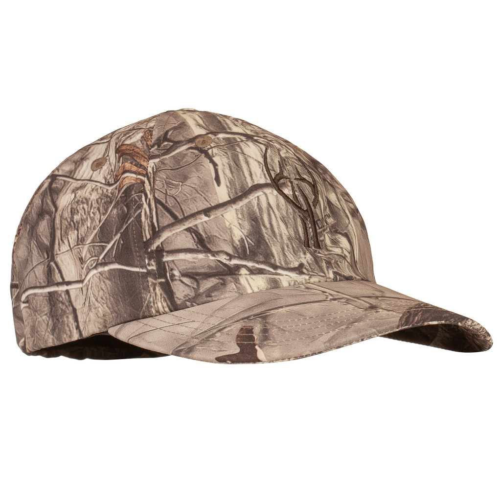 Men's Hidd'n® pattern Stretch Fit Hunting Baseball Cap.