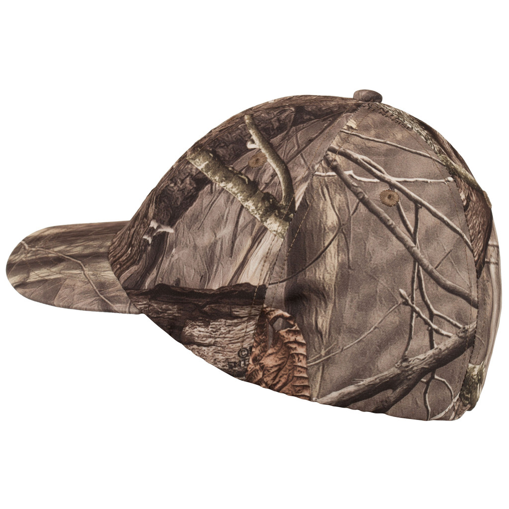 Hunting Baseball Cap - Stretch woven material.