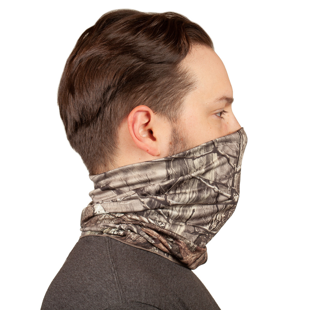 Unlined Hunting Gaiter - Face mask.