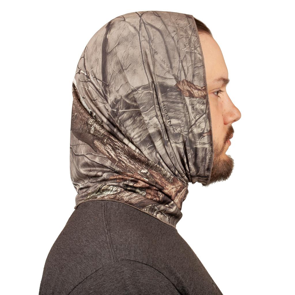 Hidd'n pattern Gaiter - Hood.
