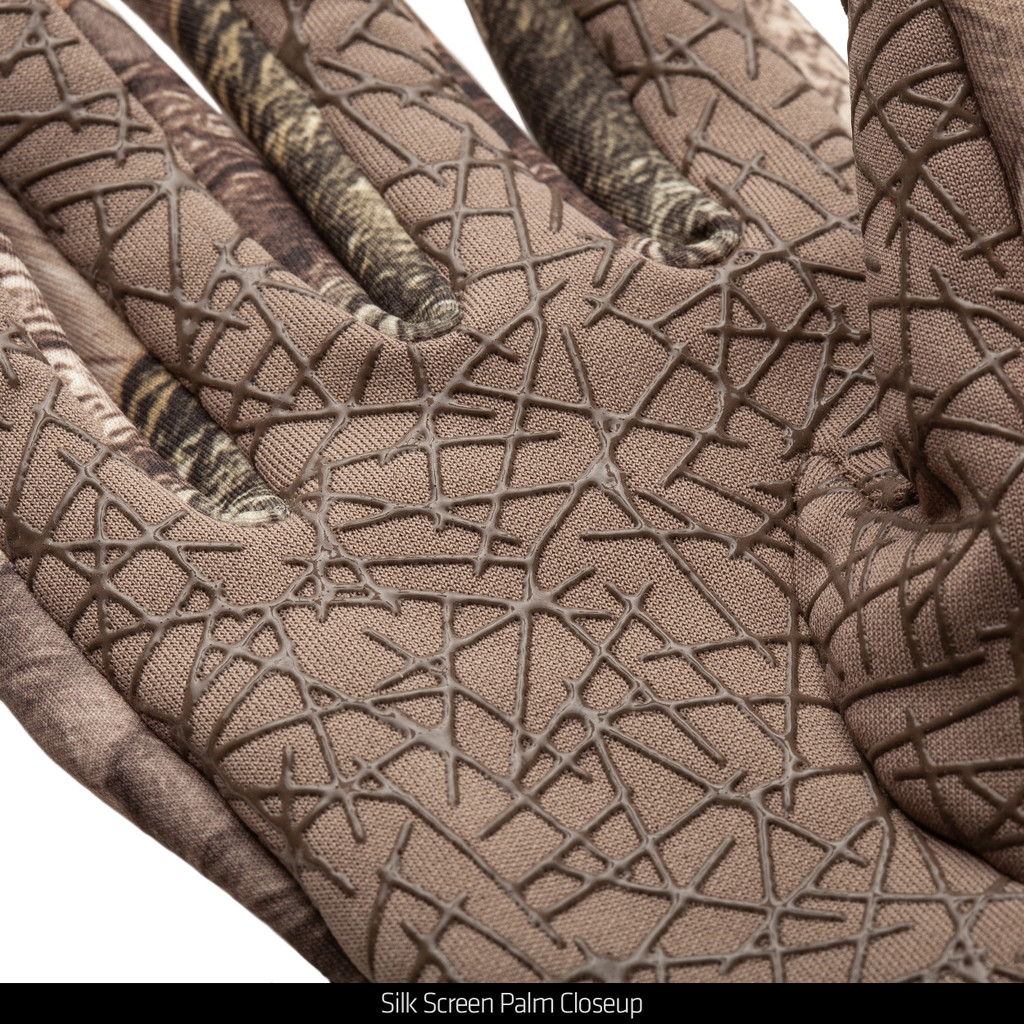 Women's Ripon lightweight Performance Fleece Hunting Gloves- Hidd'n®