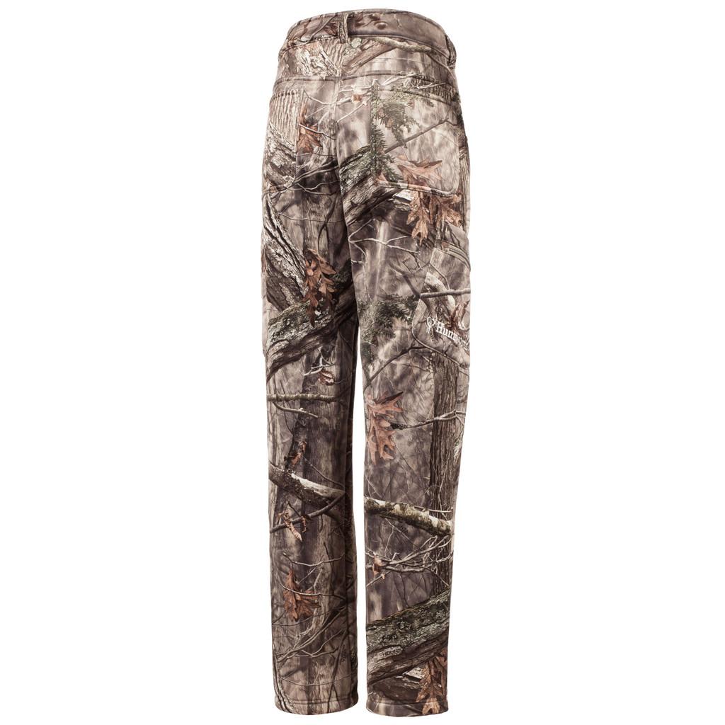 Rear view: Hidd'n® Pants - 6 pocket pants.