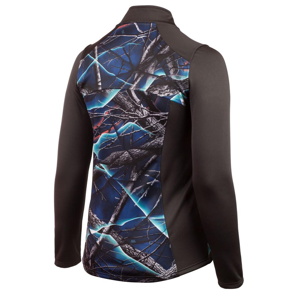 Ladies Performance Fleece Jacket (Charcoal Grey, Nova™)