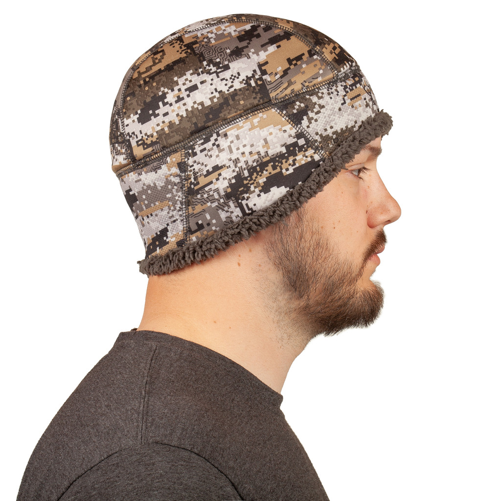 Heavyweight Hunting Beanie - Microban® antimicrobial product protection.