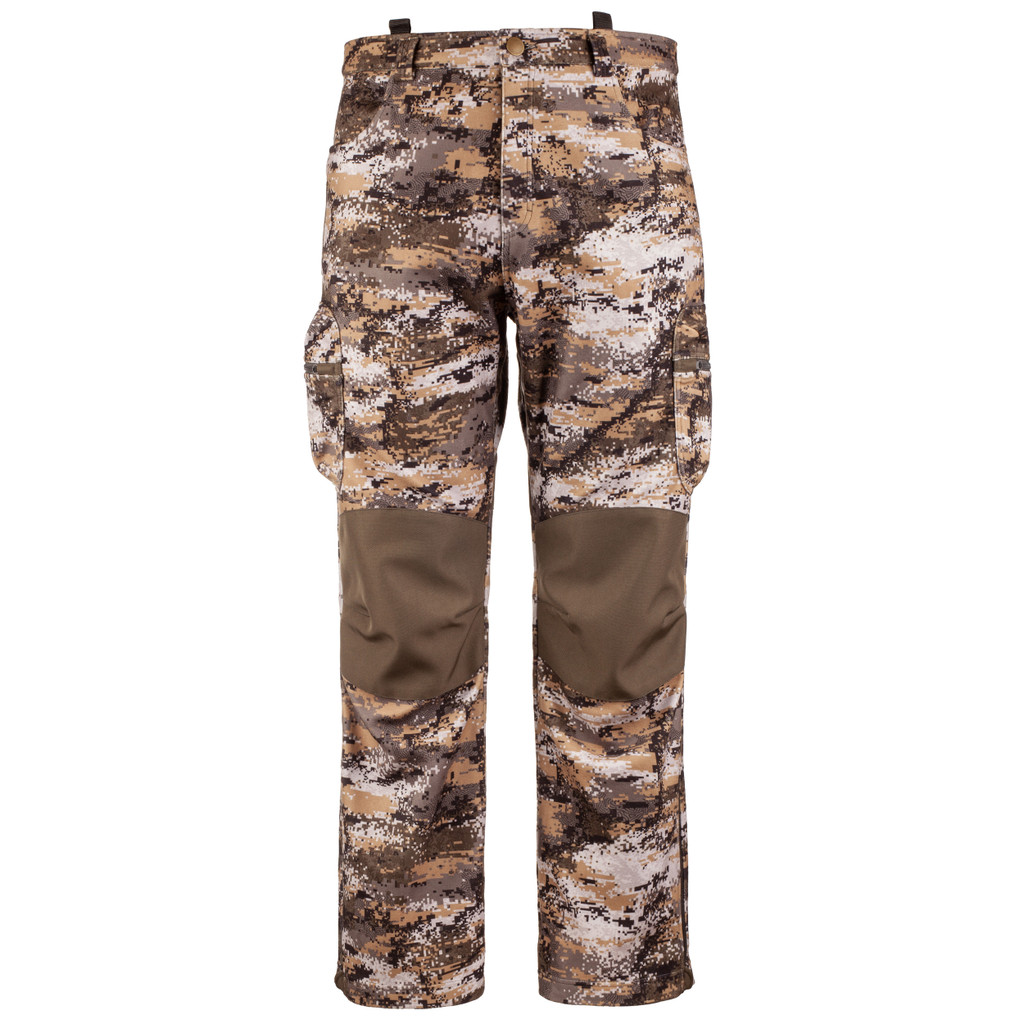 Disruption® Pants - Hidden crotch gusset.