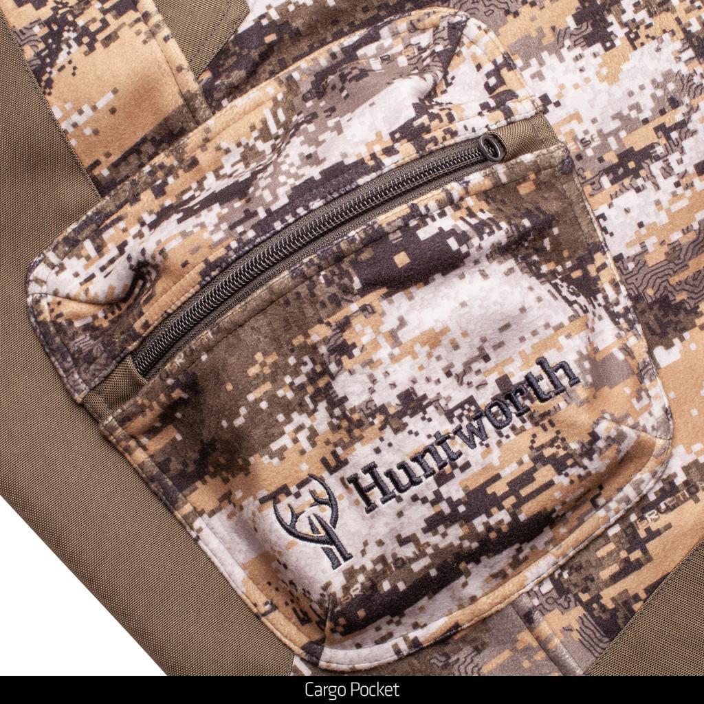Disruption® Soft Shell hunting Pants - Cargo Pocket.