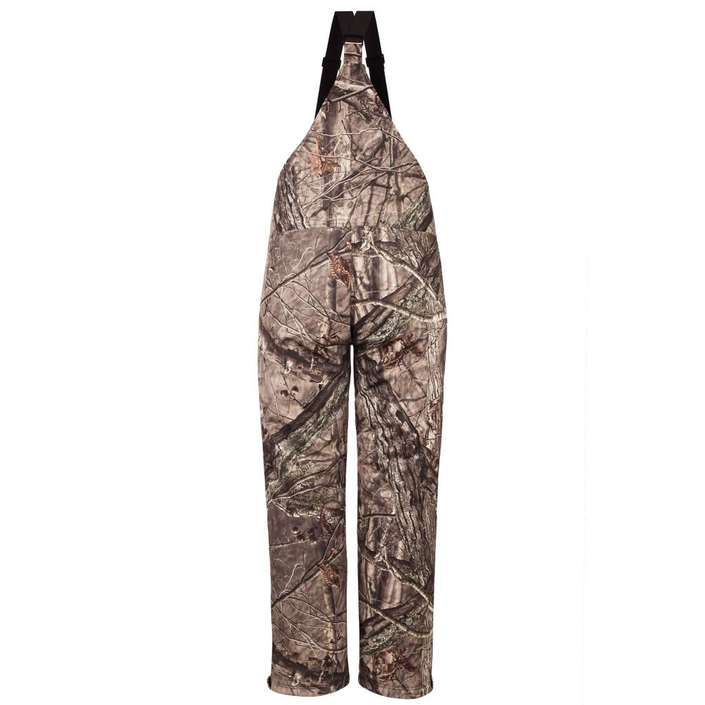 Men's  Heavy Weight, Waterproof, Sherpa-lined Bib Overalls (Hidd'n®)