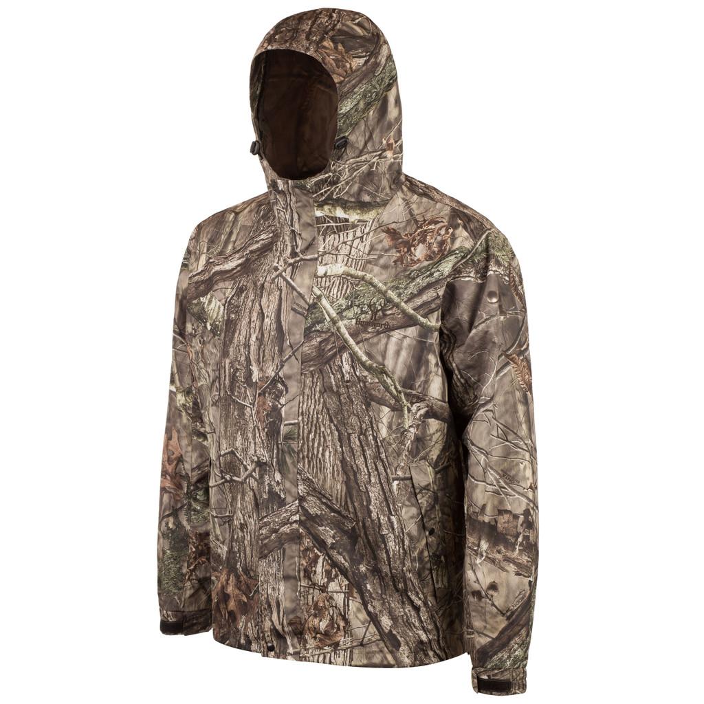 Men's Microfiber Waterproof Cover Up Jacket (Hidd'n®)