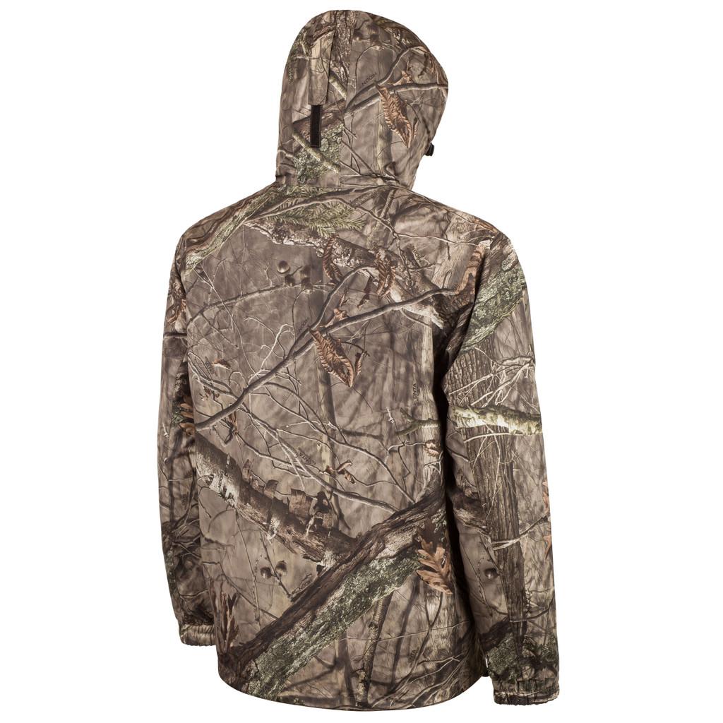 Waterproof Hunting Rain Jacket - Waterproof with 100% taped seams.