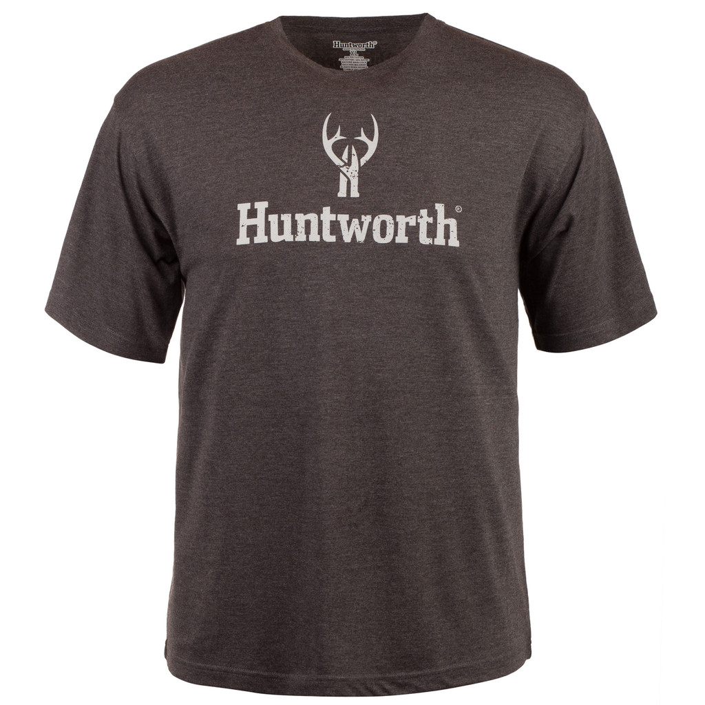 Huntowrth Logo T-Shirt - Relaxed fit.