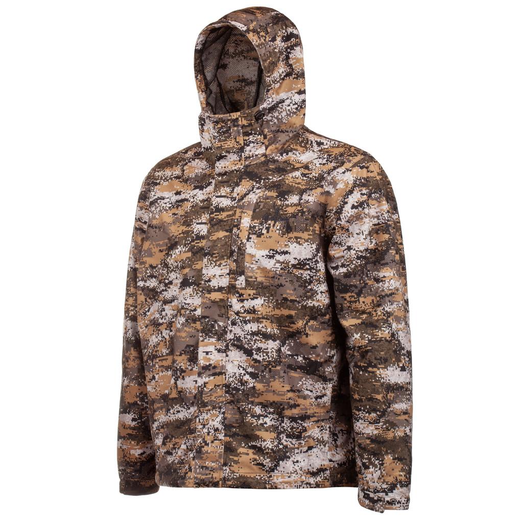 Men's Disruption® pattern Tricot Water Proof Rain Jacket.