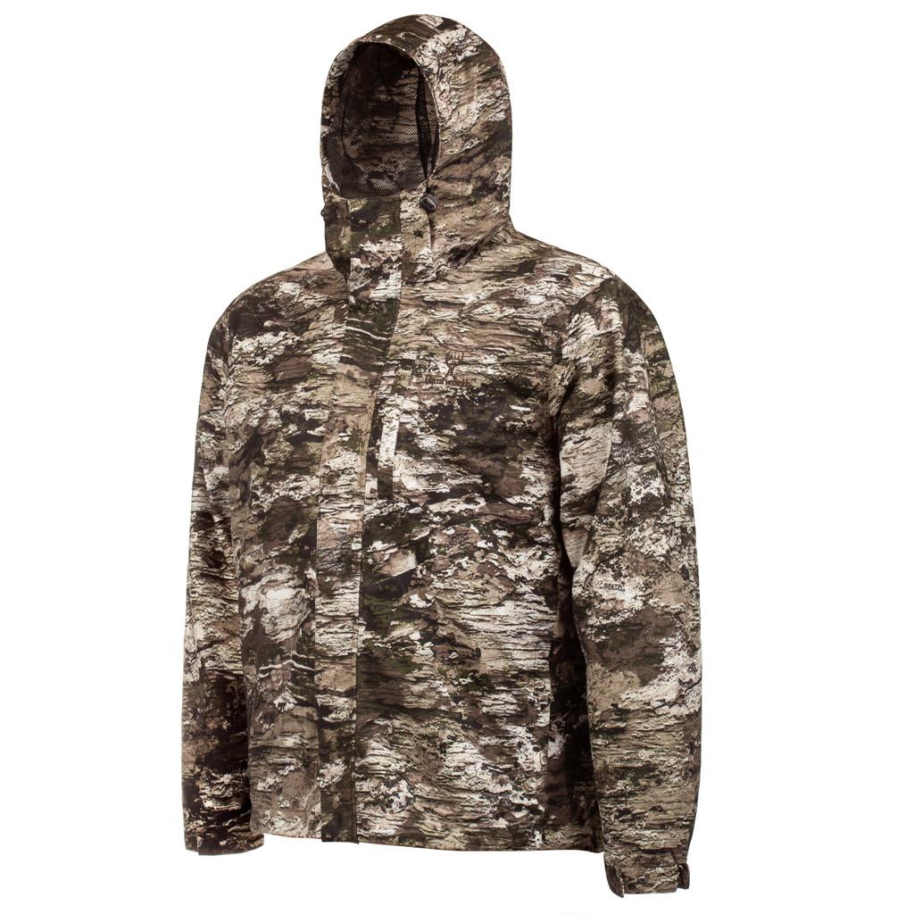Men's Tarnen® pattern Tricot Water Proof Rain Jacket.