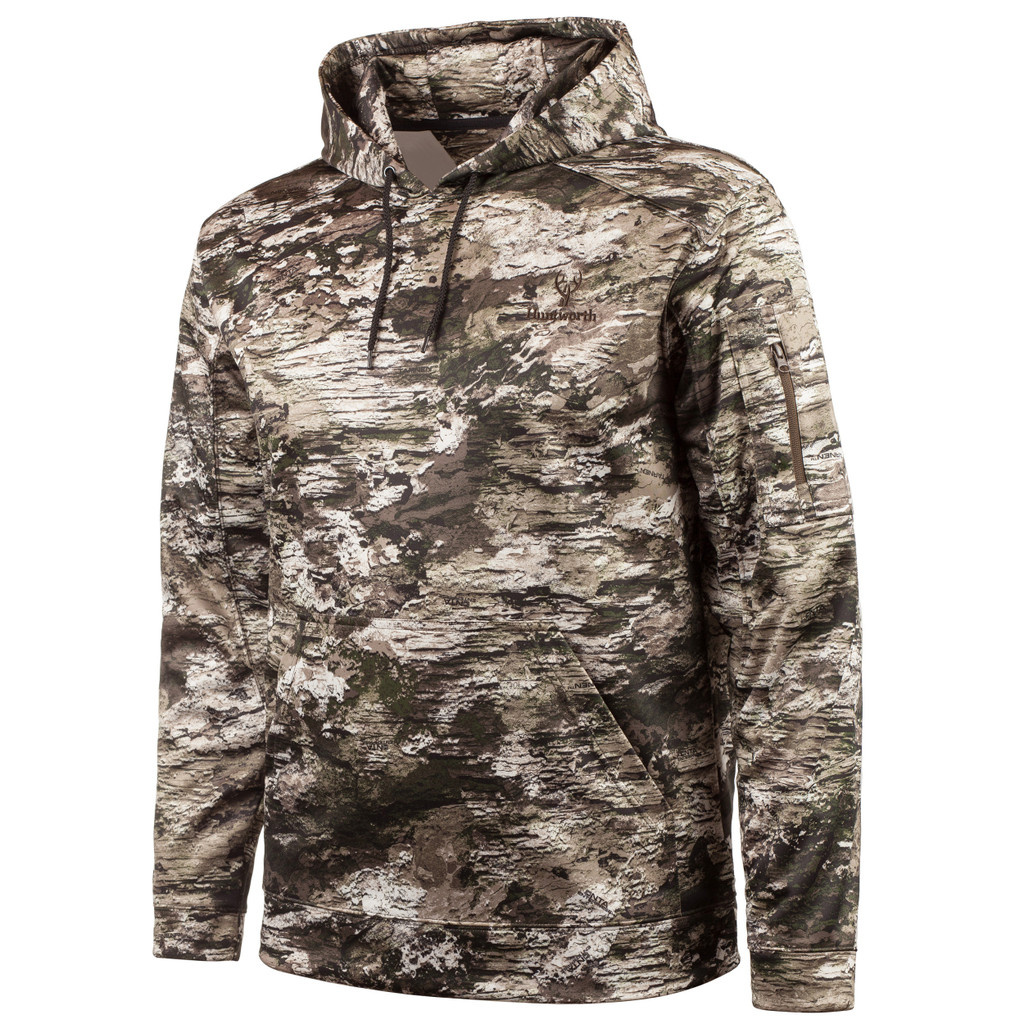 Men's Tarnen® pattern midweight Hunting Hoodie.