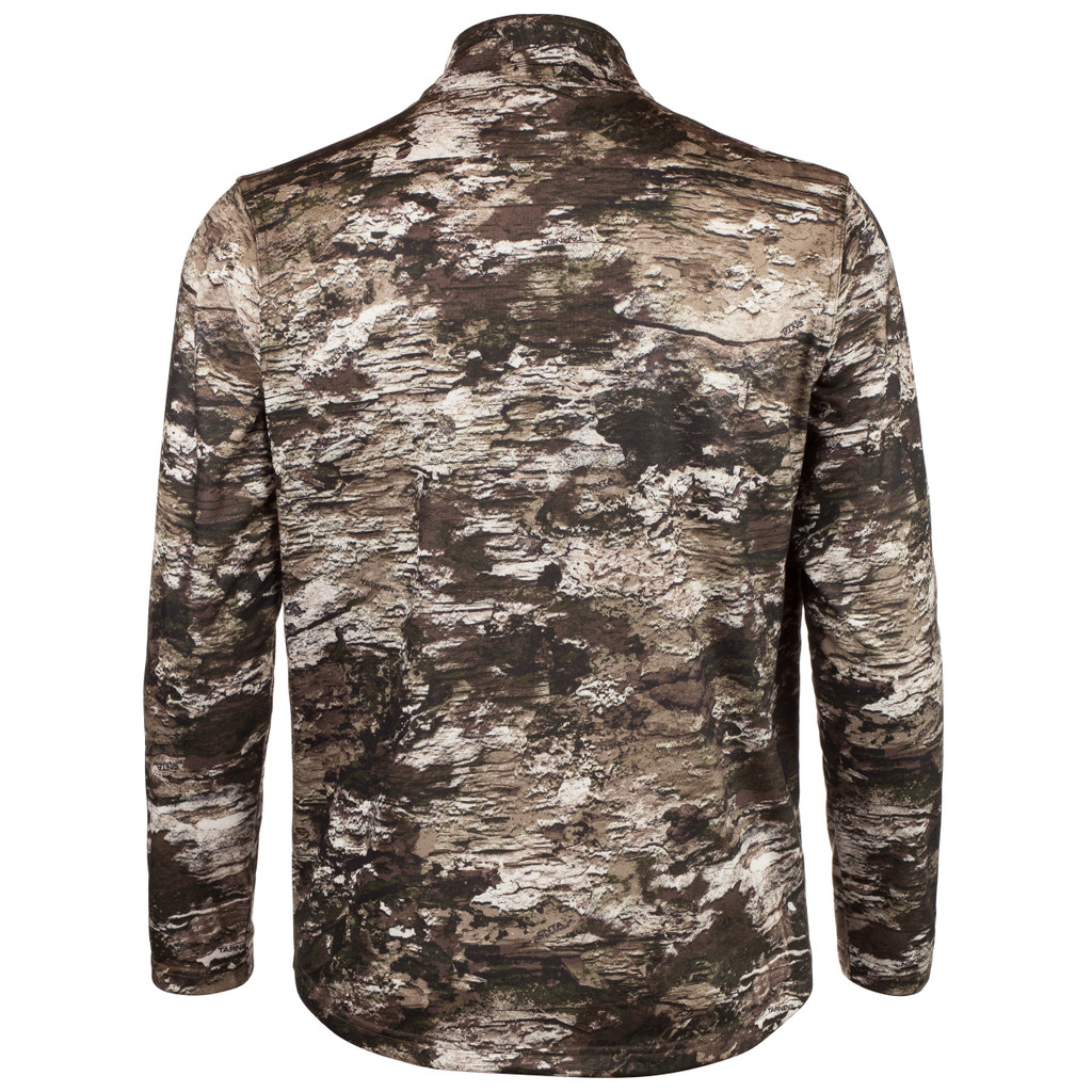 Men's Waycross Midweight Knit Jersey Hunting 1/2 Zip - Tarnen™