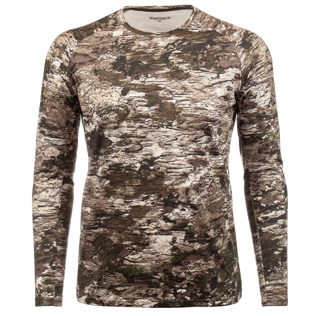 Tarnen® Base Layer Shirt - Form fit.