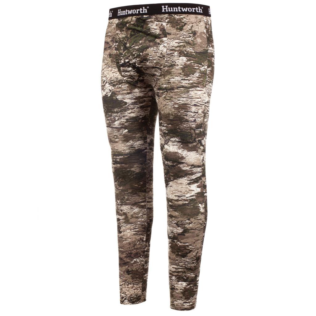 Men's Tarnen® pattern midweight Hunting Base Layer Bottom.