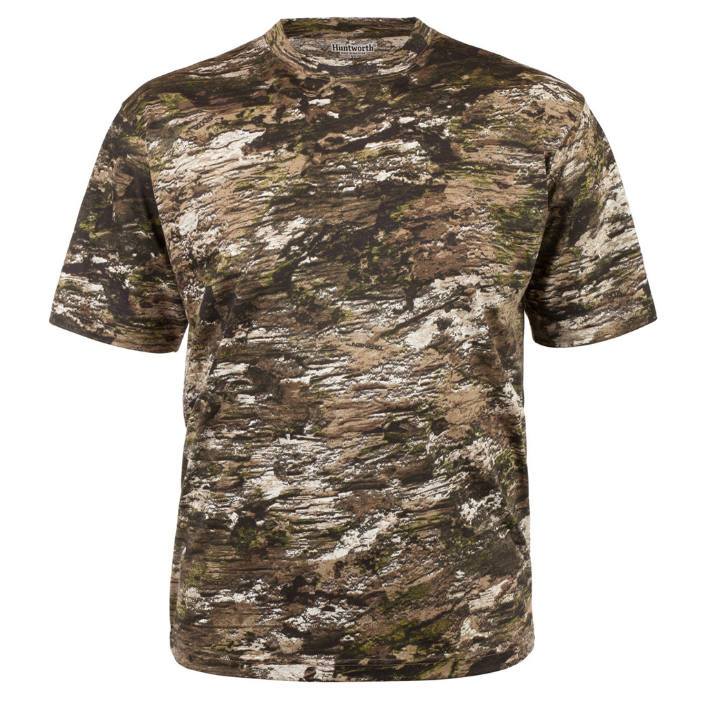 Tarnen® pattern short sleeve T-Shirt -  Relaxed fit.