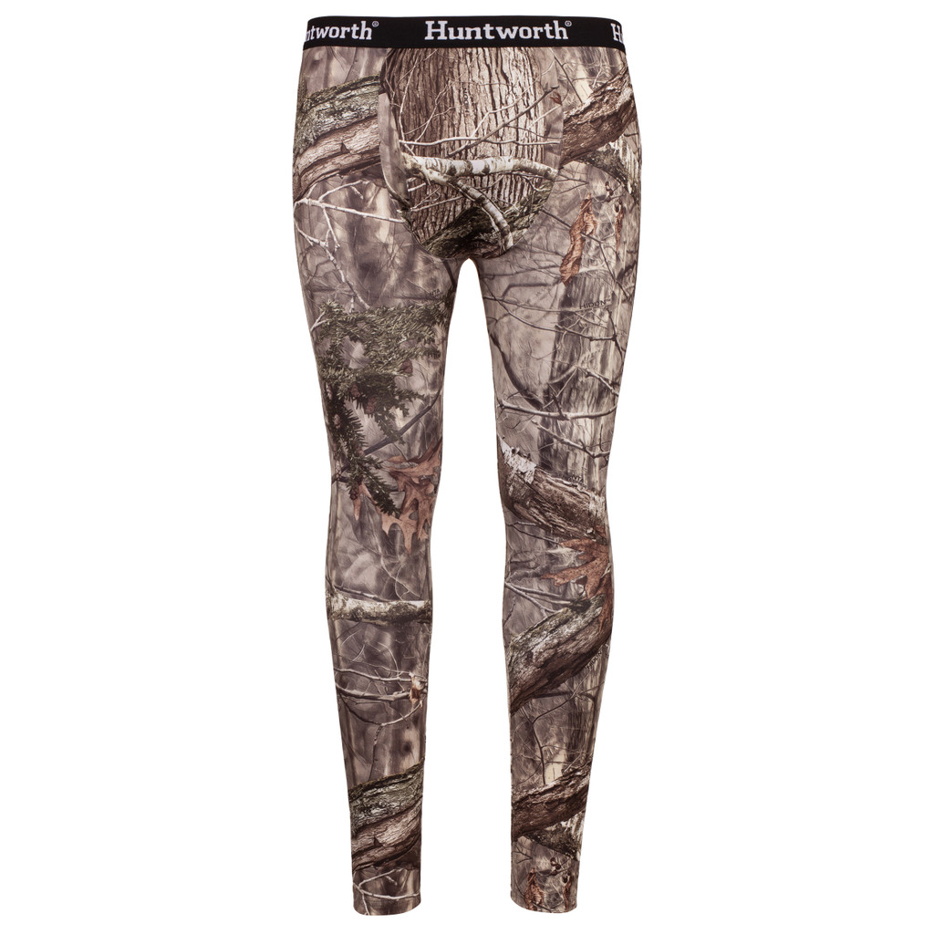 Hidd'n® pattern Base Layer Bottom - Form fit.