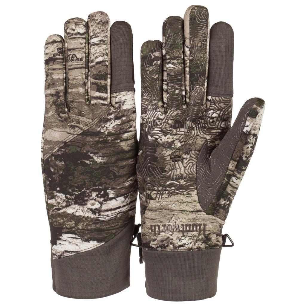 Men's Tarnen® pattern lightweight Windproof Hunting Gloves.