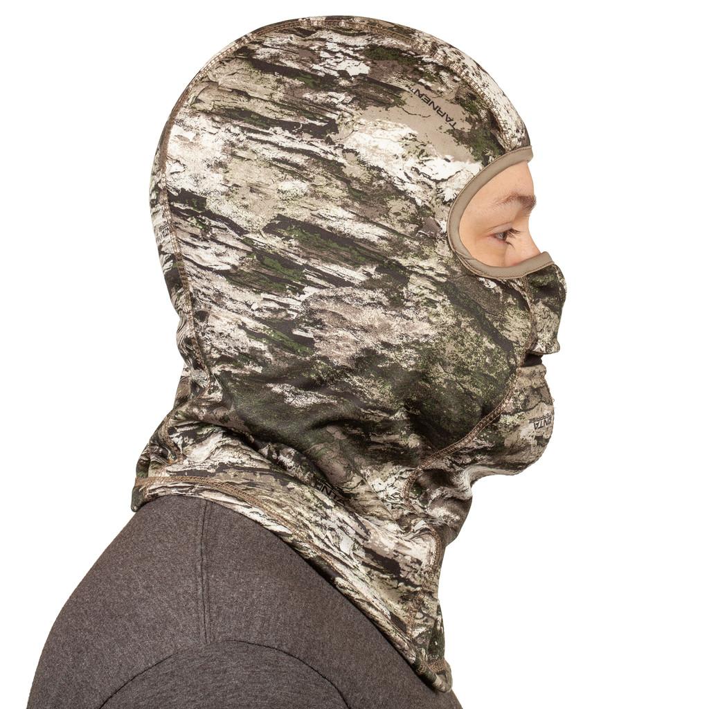 Heavyweight Hunting Headwear - Lined with long pile fleece.