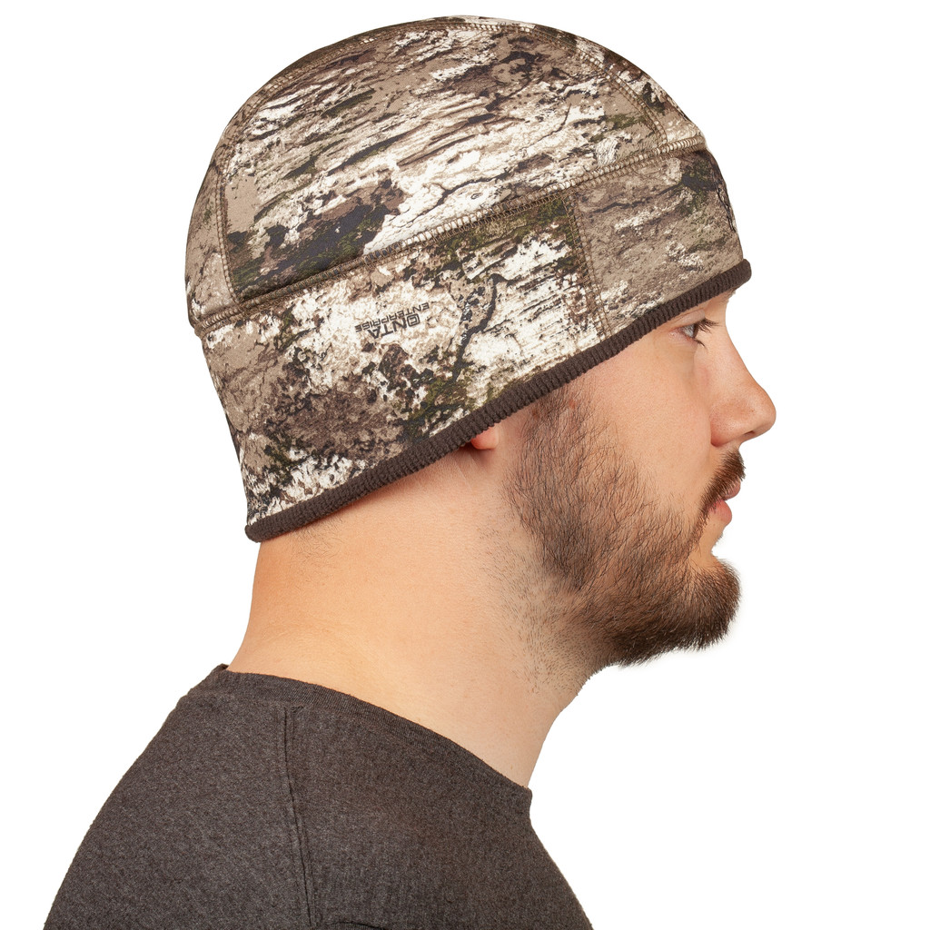Midweight Hunting Hat - Microban® antimicrobial protection for scent.