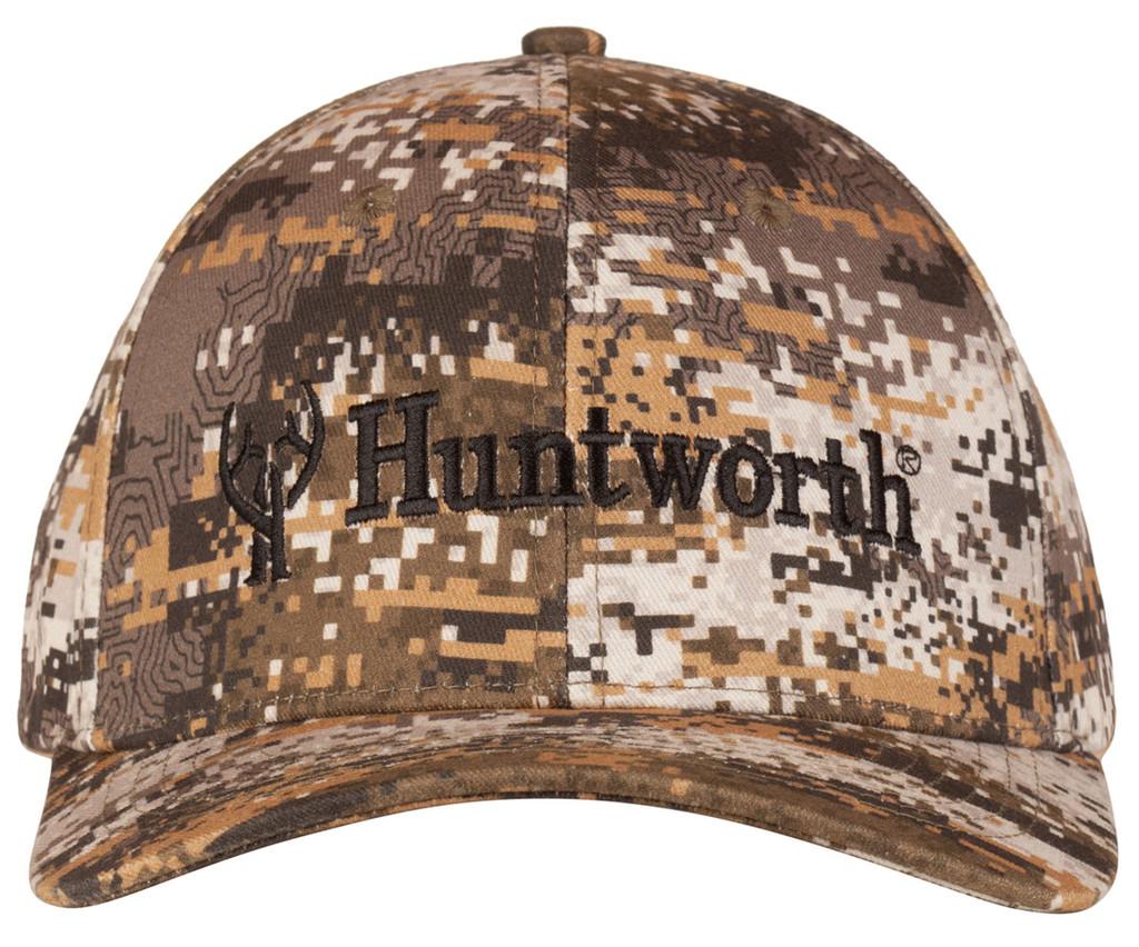 Disruption® Baseball Cap - 100% cotton twill.