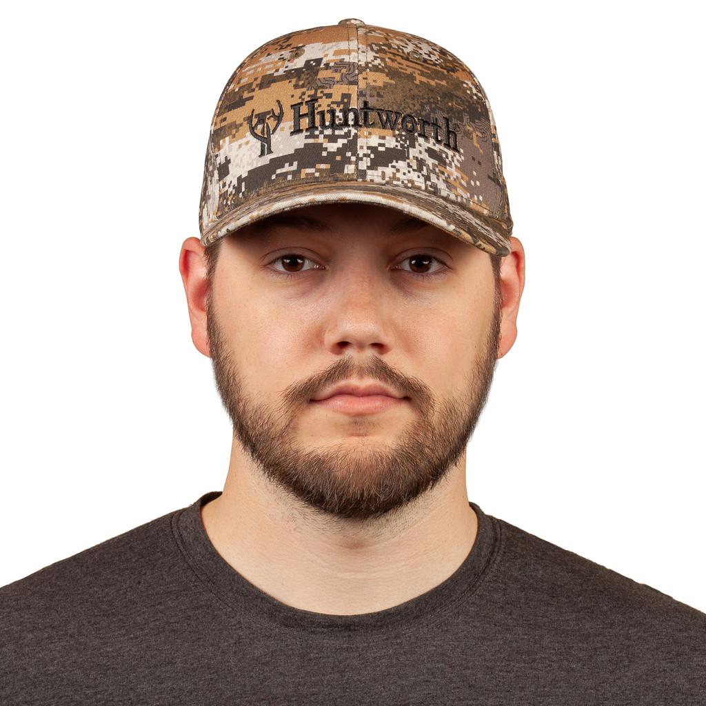 Hunting Baseball Cap - 6-panel hate style.