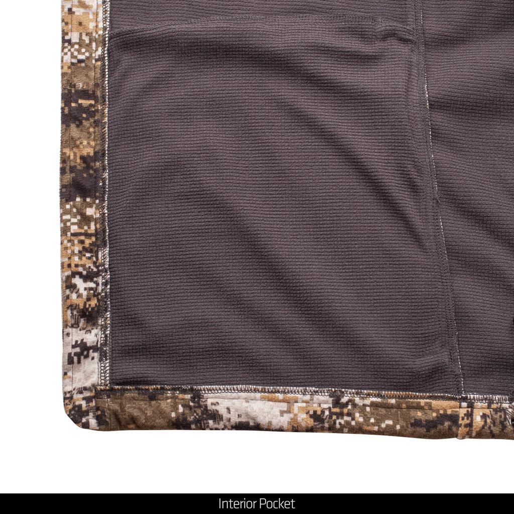 Disruption® hunting jacket - Interior pocket.