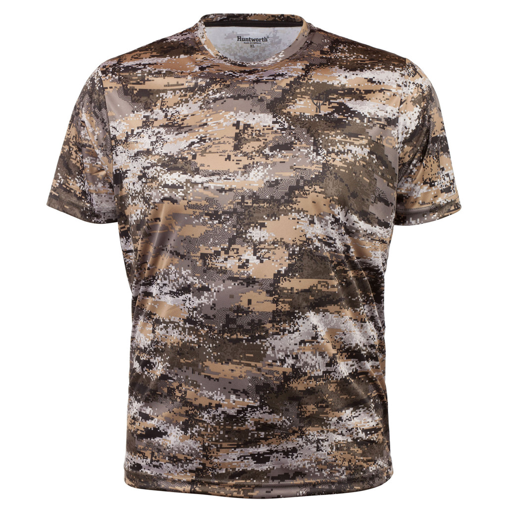 Disruption® pattern shirt - Moisture wicking.