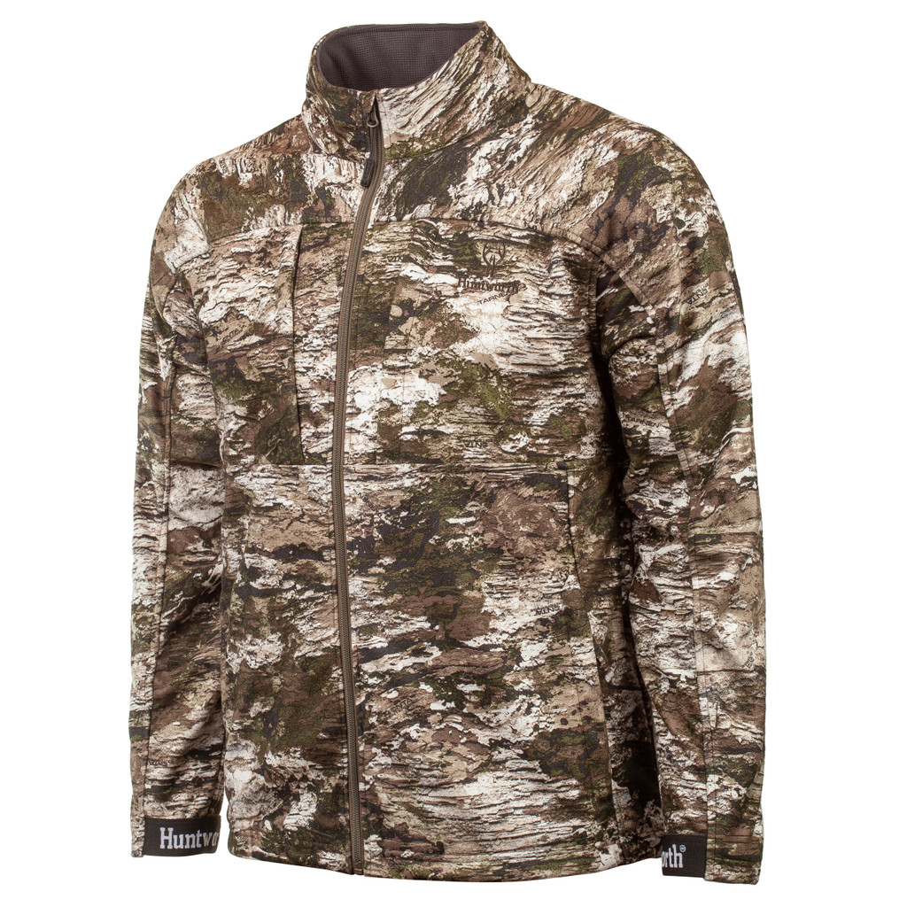 Men's Tarnen® pattern Midweight Windproof hunting jacket.