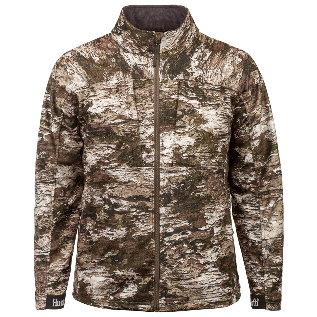 Tarnen® jacket - Two zip chest pockets.