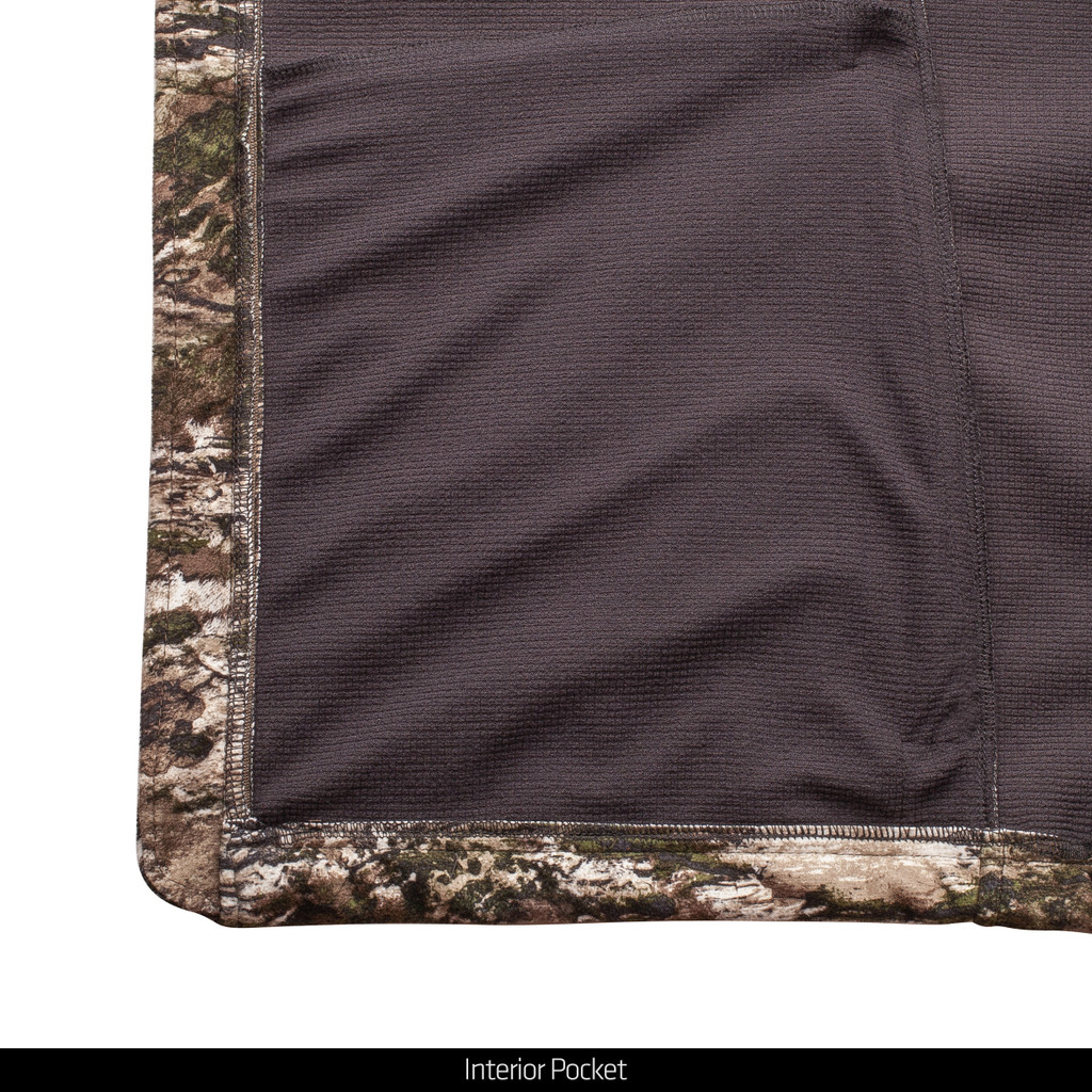 Tarnen® hunting jacket - Interior pocket.