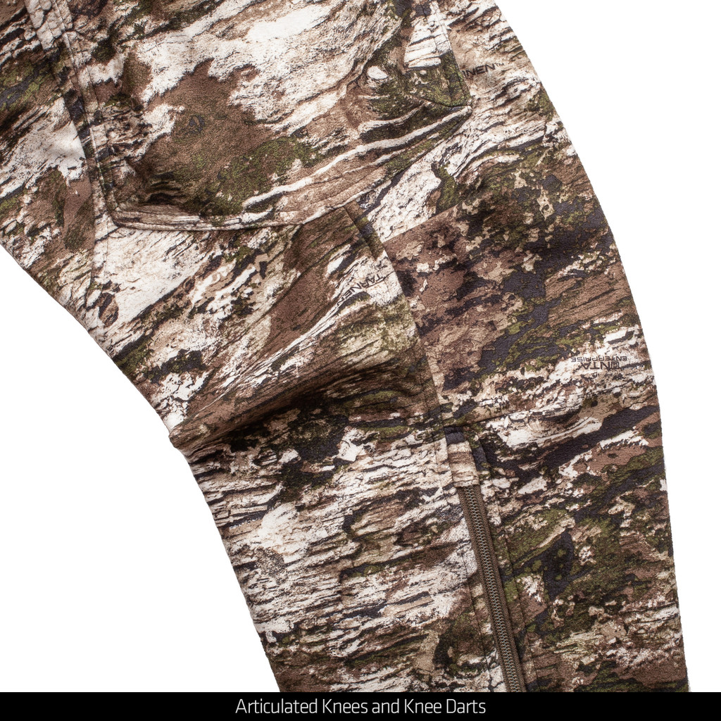 Midweight Hunting pants - Cargo pocket.