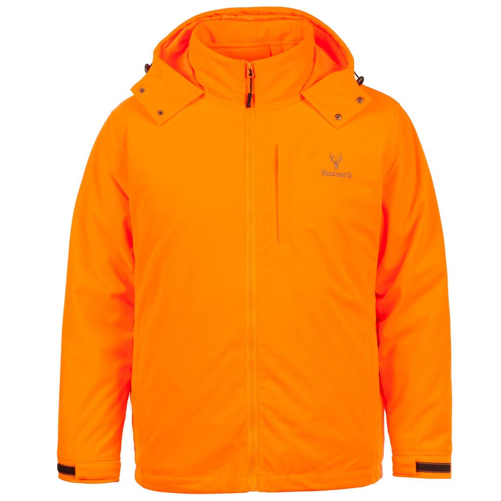 Blaze Jacket - 100% waterproof taped seams.
