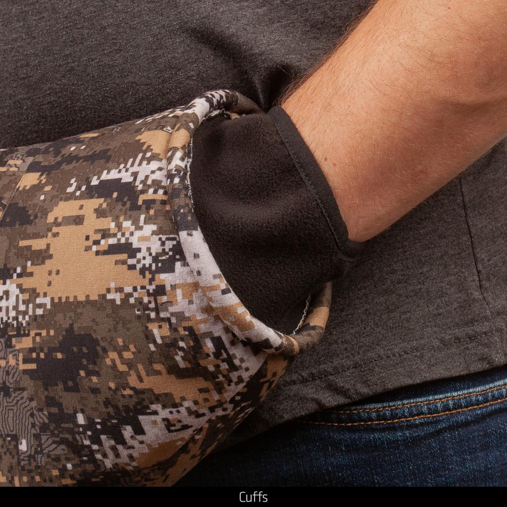 Disruption®pattern Hunting Muff - Cuffs.