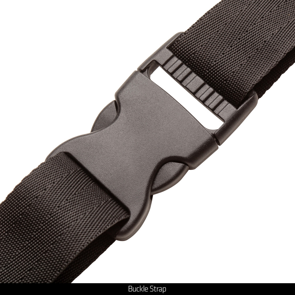 Insulated hunting muff - Buckle strap.
