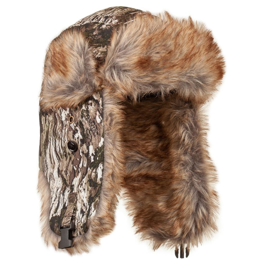 Men's Tarnen® pattern Heavyweight Hunting Trapper Hat.