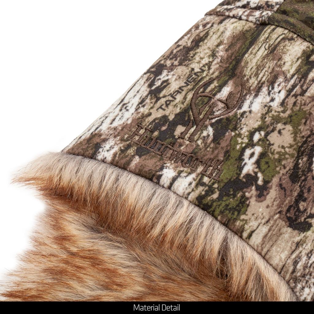 Tarnen® trapper hat - Soft Tricot Fabric