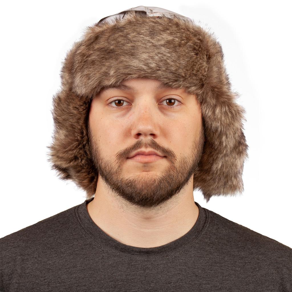 Men's Waterproof Trapper Hat - Hydrasheild® waterproof insert.