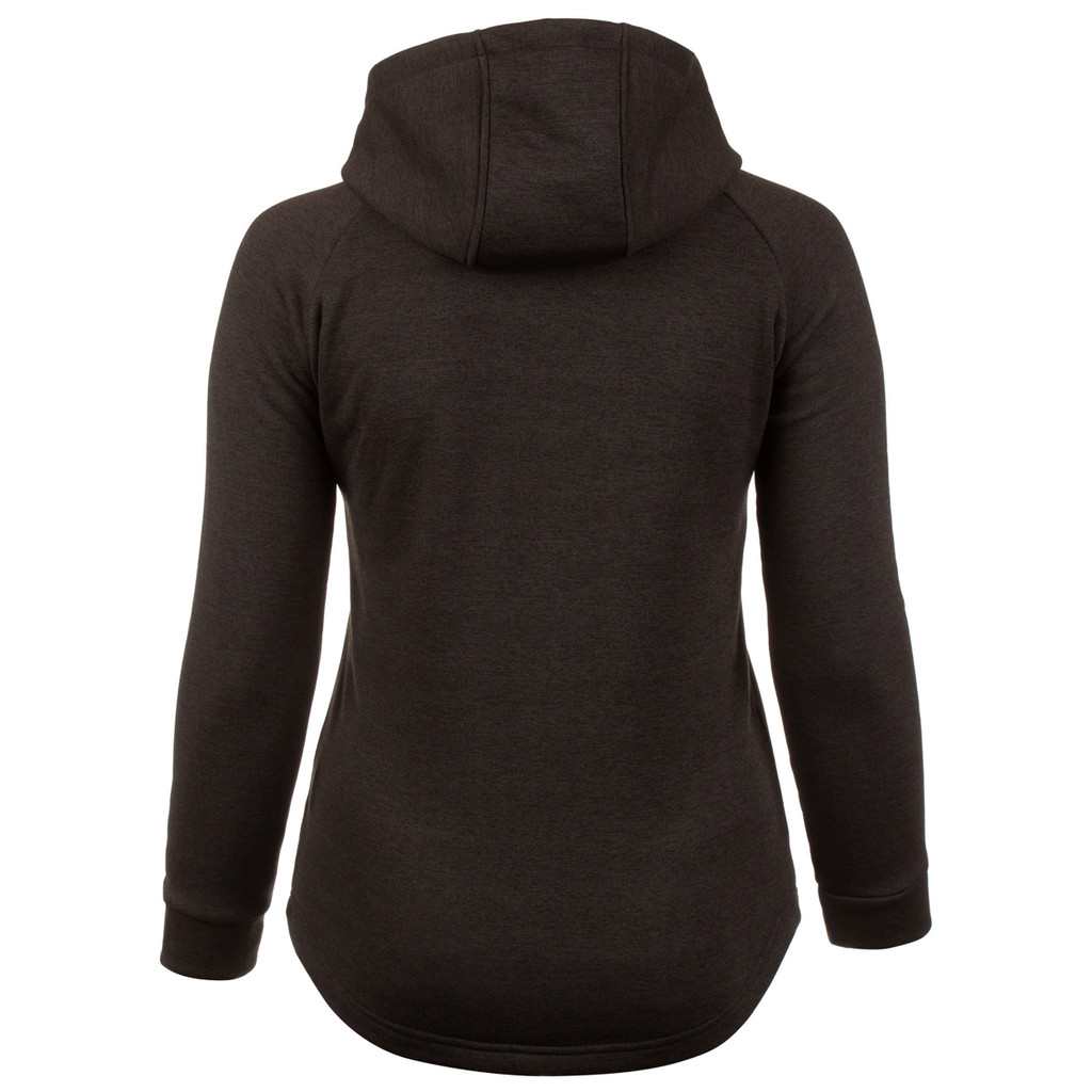 Fleece Hoodie - Kangaroo style front pocket.