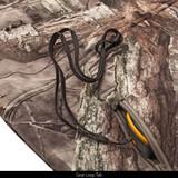 Hidd'n® pattern Jacket - Gear loop tab.