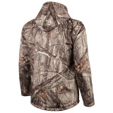 Men's Revere Heavyweight, Windproof, Soft Shell Berber-Fleece-Interior Hunting Jacket - Hidd'n®