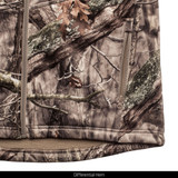 Heavy Weight Hunting Jacket - Differential hem.