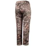 Rear view: Hidd'n® pattern Pants - 5 belt loops.