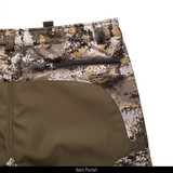 Disruption® Hunting Soft Shell Pants - Back Pocket.